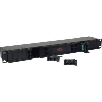 "APC 19"" Chassis, 1U, 24 channels, for replaceable data line"