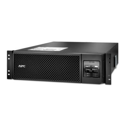 APC Smart-UPS SRT 5000VA (4500W)/ ONLINE/ 3U/ RACK MOUNT/ 230V