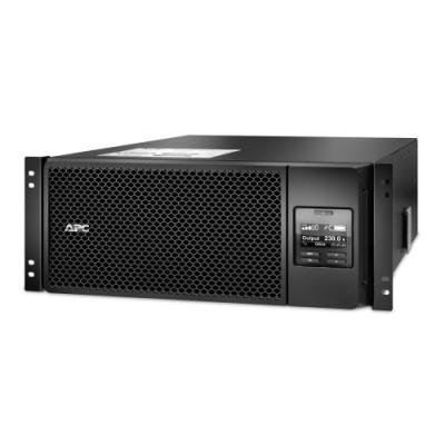 APC Smart-UPS SRT 6000VA (6000W)/ ONLINE/ 4U/ RACK MOUNT/ 230V