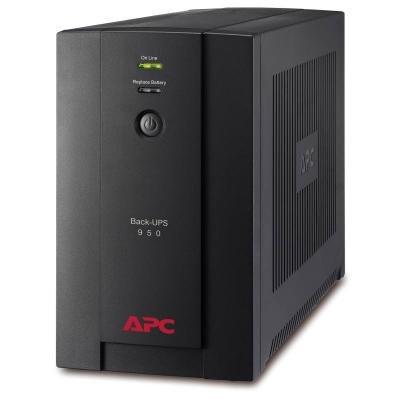 Záložní zdroj APC Back-UPS 950VA (480W)