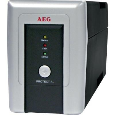 AEG UPS Protect A.500/ 500VA/ 300W/ 230V/ line-interactive UPS