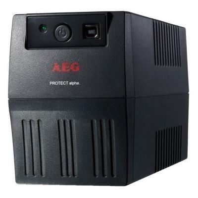 Záložní zdroj AEG Protect Alpha 450