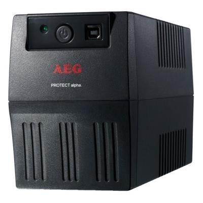 Záložní zdroj AEG Protect Alpha 600