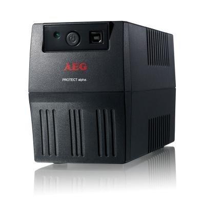 Záložní zdroj AEG Protect Alpha 800