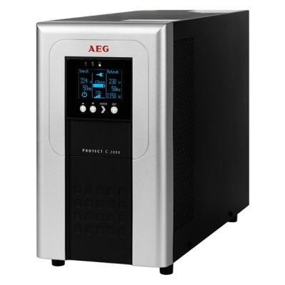 Záložní zdroj AEG UPS Protect C.2000