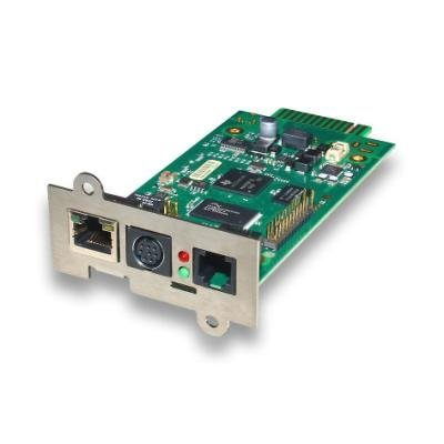 AEG SNMP PRO card, slots