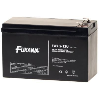 Baterie FUKAWA FW 7,2-12 F1U