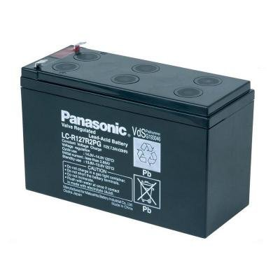 Baterie Panasonic LC-R127R2PG