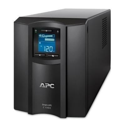 Záložní zdroj APC Smart-UPS C 1000VA