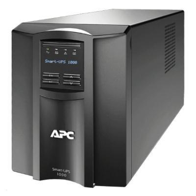 Záložní zdroj APC Smart-UPS 1000VA
