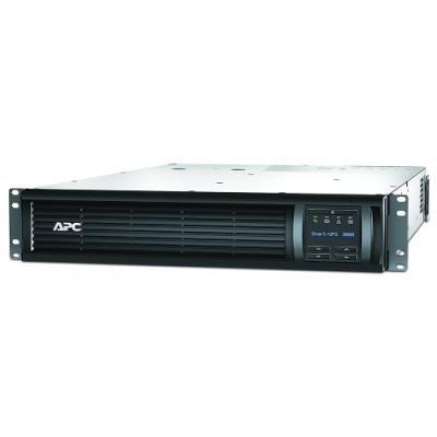 APC Smart-UPS 3000VA (2700W)/ 2U/ RACK MOUNT/ LINE-INTERAKTIVNÍ/ 230V/ LCD/ with SmartConnect