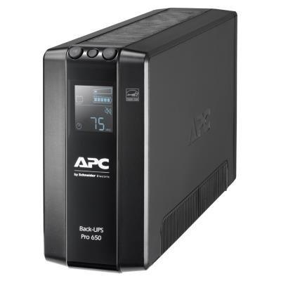 Záložní zdroj APC Back-UPS Pro BR 650VA