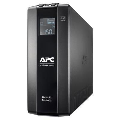 APC Back-UPS Pro BR 1600VA (960W)/ LINE-INTERAKTIVNÍ/ AVR/ 230V/ LCD/ IEC zásuvky