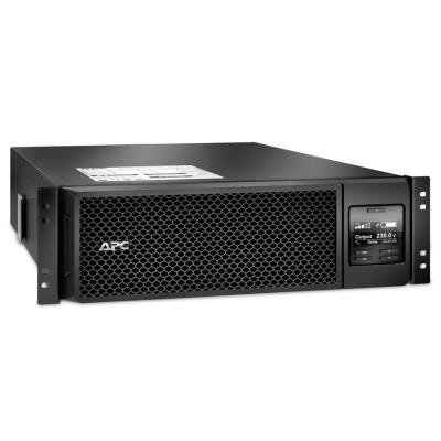 APC Smart-UPS SRT 5000VA (4500W)/ 3U/ RACK MOUNT/ ONLINE/ 230V/ LCD