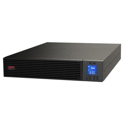 APC Easy UPS SRV 6000VA (6000W)/ 2U/ RACK MOUNT/ ONLINE/ 230V/ LCD/ bez baterií/ prodloužená doba provozu