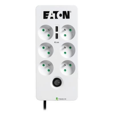 Přepěťová ochrana Eaton Protection Box 6 USB