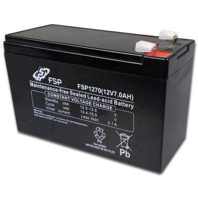 FORTRON náhradní baterie 12V7AH pro FP400, 600 / EP650,1000(2ks) / NANO600 / Galleon 2k(6ks)