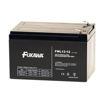 Baterie FUKAWA FWL 12-12