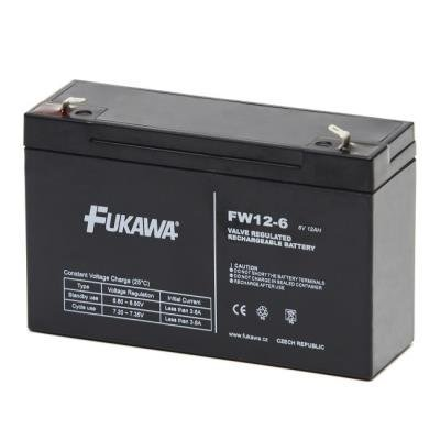 Baterie FUKAWA FW 12-6