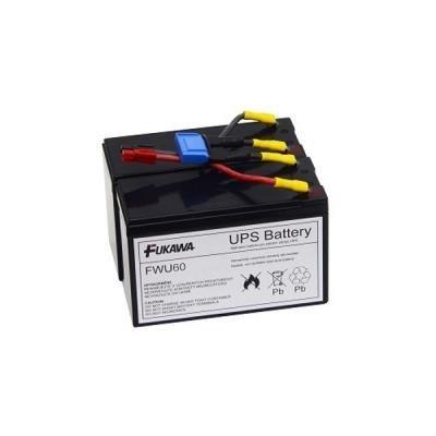 FUKAWA olověná baterie FWU60 do UPS APC/ náhradní baterie za RBC60