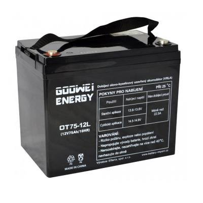 Baterie GOOWEI ENERGY OTL75-12