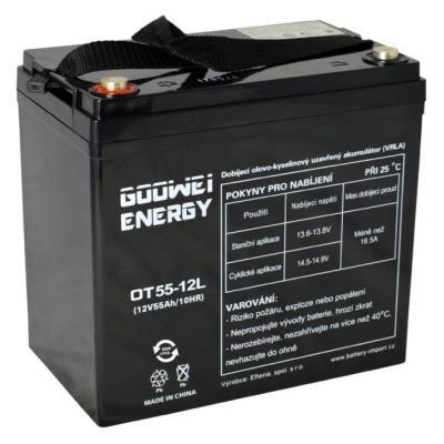 Baterie GOOWEI ENERGY OTL55-12