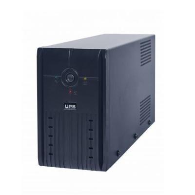 Záložní zdroj Eurocase EA200LED 750VA