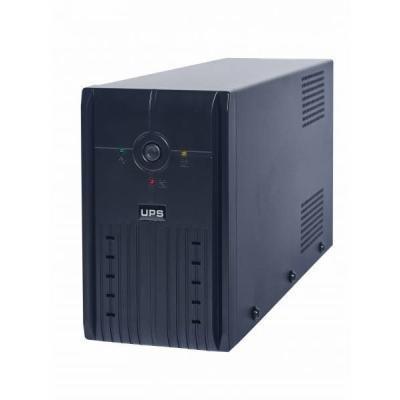 EUROCASE záložní zdroj EA200LED 2000VA, 2000VA, USB, RJ45, line interactive