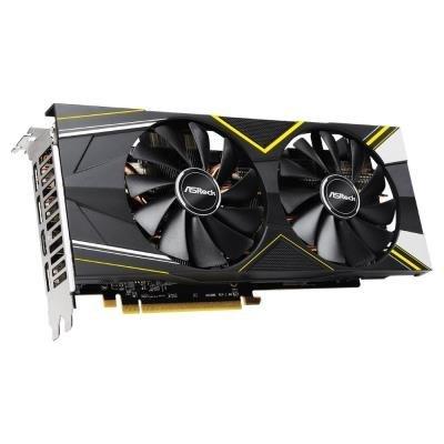OPRAVENÉ - ASROCK Radeon RX 5700 XT Challenger D 8G OC / 8GB GDDR6 / PCI-E / 1x HDMI / 3x DP