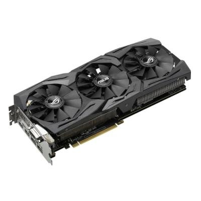 Grafická karta ASUS GeForce GTX 1070 STRIX 8GB