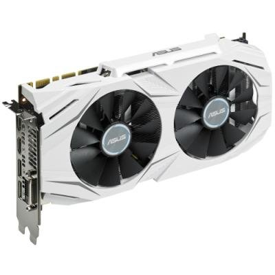 Grafická karta ASUS GeForce GTX 1070 DUAL 8GB
