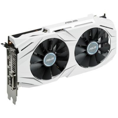 Grafická karta ASUS GeForce GTX 1060 DUAL 6GB