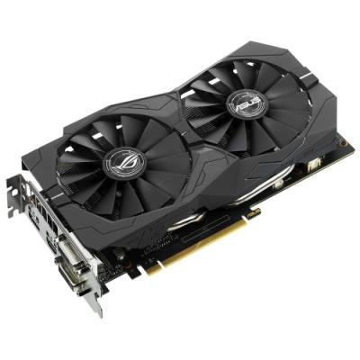 Grafická karta Asus GeForce GTX 1050 Ti STRIX 4G