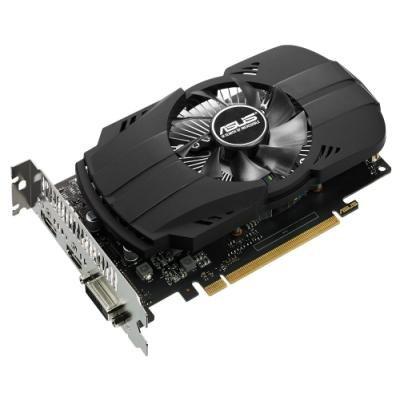 ASUS PH Geforce GTX1050Ti 4G / PCI-E / 4GB GDDR5 / 1xDVI-D / 1xHDMI / 1xDP