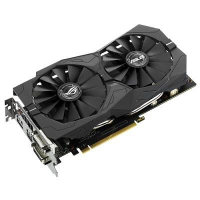 Grafická karta Asus GeForce GTX 1050 ROG STRIX O2G