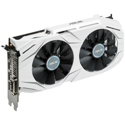 Grafická karta ASUS GeForce GTX 1060 DUAL 3GB