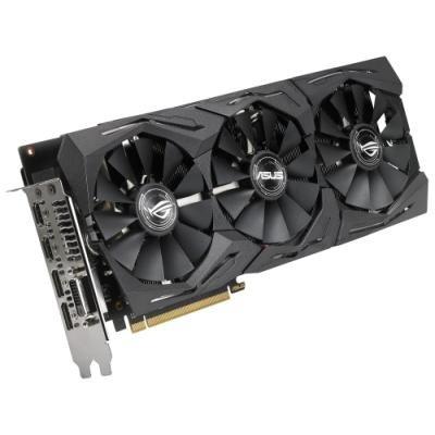 Grafická karta ASUS Radeon RX 580 STRIX 8GB