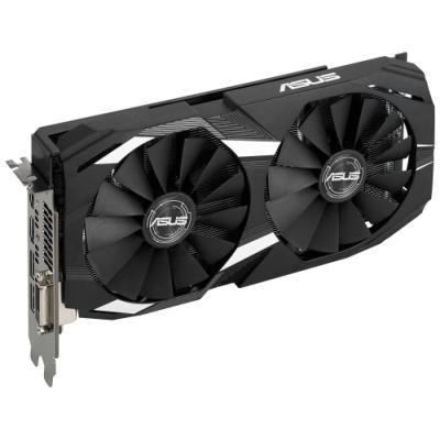 Grafická karta ASUS Radeon RX 580 DUAL 4GB