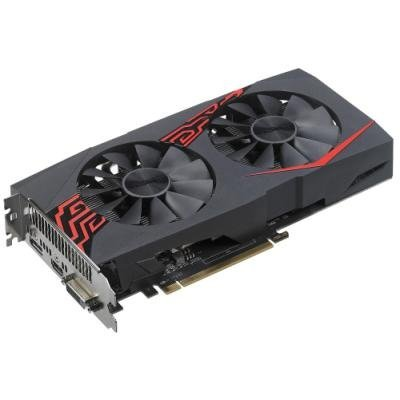 Grafická karta ASUS Radeon RX 570 Expedition 4GB