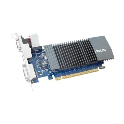 ASUS GeForce GT710-SL-1GD5-BRK / 1GB GDDR5 / DVI / HDMI / D-sub