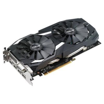 Grafická karta ASUS Radeon RX 580 DUAL 8GB