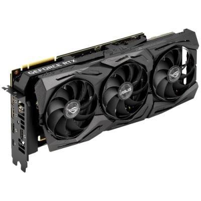 ASUS GeForce ROG STRIX RTX2080TI O11G GAMING / 11GB GDDR6 / 2x HDMI / 2x DP / 1x USB Type-C / Aktivní