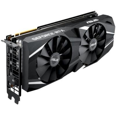 Grafická karta ASUS GeForce DUAL RTX 2080 Ti O11G