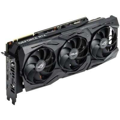 ASUS GeForce ROG STRIX RTX2080 O8G GAMING / 8GB GDDR6 / 2x HDMI / 2x DP / 1x USB Type-C / Aktivní