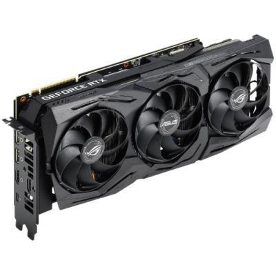 ASUS GeForce ROG STRIX RTX2080 8G GAMING / 8GB GDDR6 / 2x HDMI / 2x DP / 1x USB Type-C / Aktivní