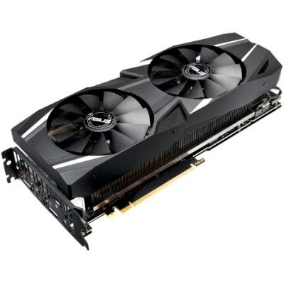 Grafická karta ASUS GeForce DUAL RTX 2080 A8G