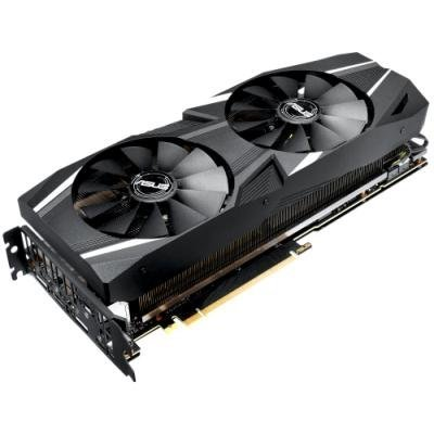 Grafická karta ASUS GeForce DUAL RTX 2080 8G