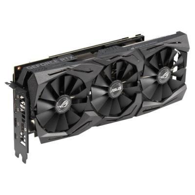 ASUS GeForce ROG STRIX RTX2070 A8G GAMING / 8GB GDDR6 / 2x HDMI / 2x DP / 1x USB Type-C / Aktivní