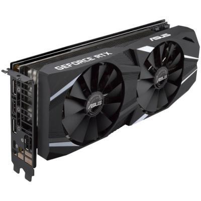 Grafická karta ASUS GeForce DUAL RTX 2070 A8G