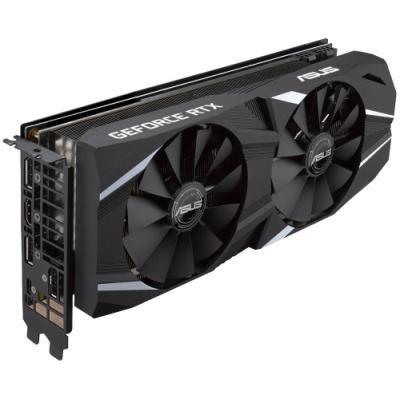 Grafická karta ASUS GeForce DUAL RTX 2070 8G